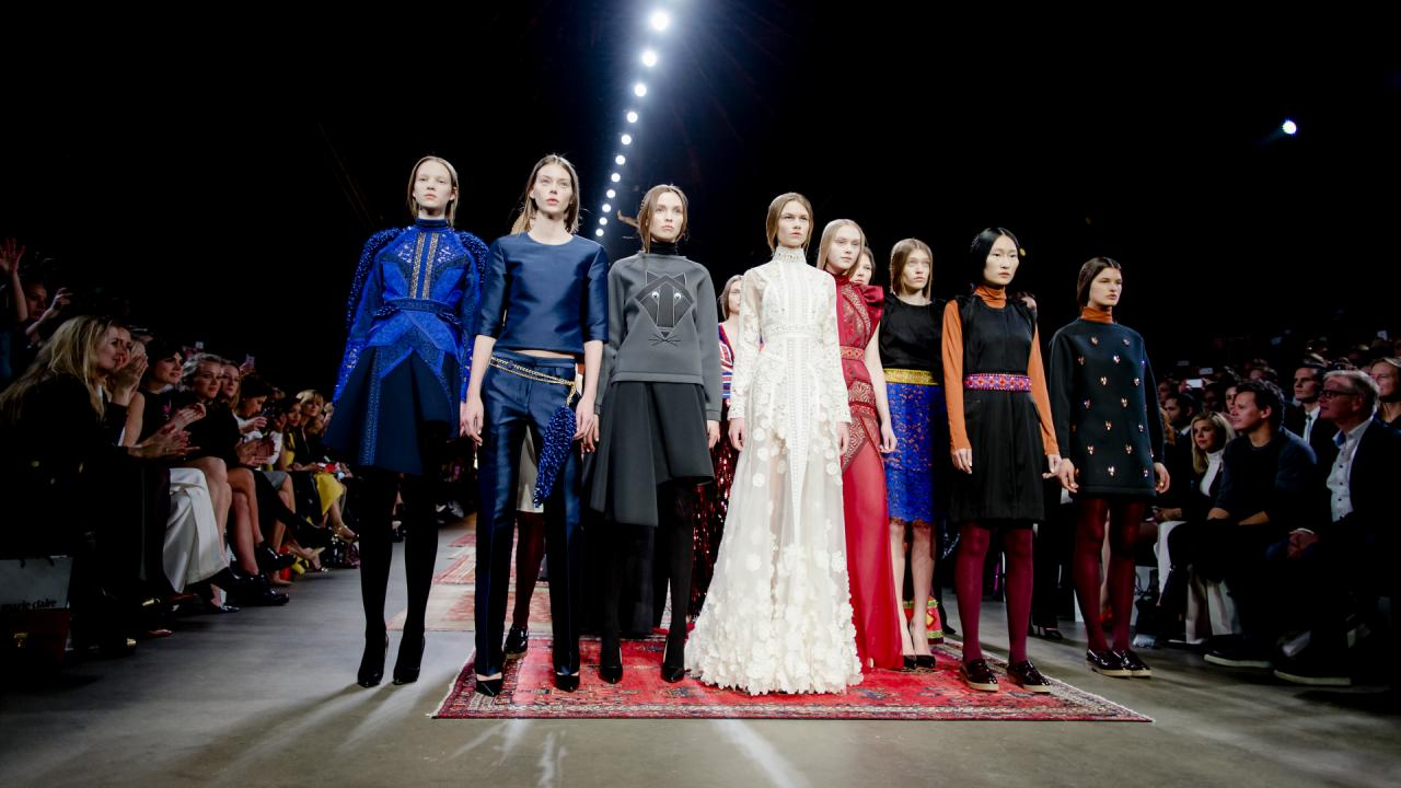 Amsterdam Fashion Week 2016