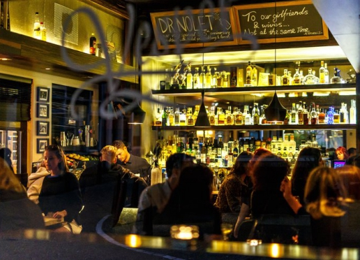 Top 5: cocktail hotspots